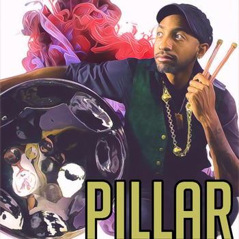 PILLAR (Alternate Cover #1)