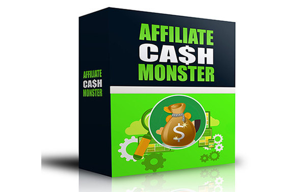 Affiliate Cash Monster - e.B.B Just Marketing. Affiliate marketing is  something that many online