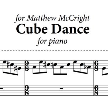 Cube Dance
