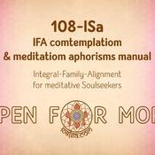 ~108-lSa~ IFA contemplation & meditation aphorisms manual