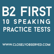 B2 First - 10 Speaking Tests