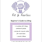 Fit and Fearless Guide 1