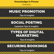 KIP Tips & Insights: Promotion, Marketing, Securing Bookings & More