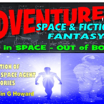 Adventures in Space & Fiction Fantasy