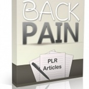 How to cure back pain or sciatica in simple ways