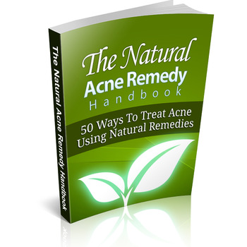How to remove & cure acne scars for clean skin naturally eBook guide PDF.