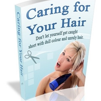 How to grow & care your hairs - different hair styles & products.