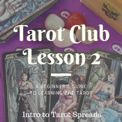 Tarot Club Lesson 2
