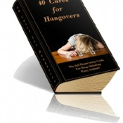 How to get rid of hangovers in easy way.