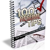 How to create noticable resume and cover letter for getting perfect job.