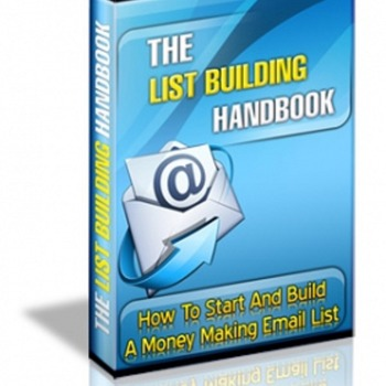 How to do list building for running the online business.
