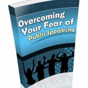 How to overcome the fear of speaking in public eBook pdf.