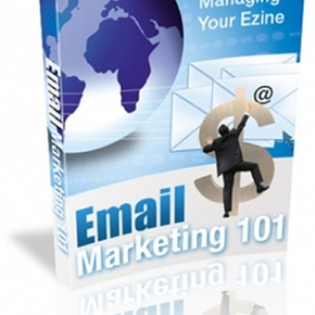 How to start email marketing business & make money eBook guide.