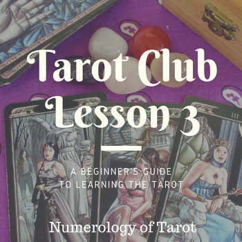 Tarot Club Lesson 3