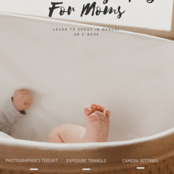 Basic Photography for Moms EBook