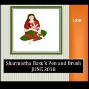 Sharmishtha Basu's Pen and Brush Book 5