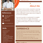 chefs resume