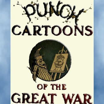 23 Classic Satirical Illustrations of the Great War from Punch Magazine by Various Artists