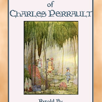 55 Classic Children's Illustrations by HARRY CLARKE from THE FAIRY TALES OF CHARLES PERRAULT