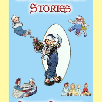 68 Classic Children's Illustrations from the RAGGEDY ANDY stories written and illustrated by JOHNNY GRUELLE
