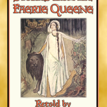 9 Classic Children's colour Illustrations by ROSE LE QUESNE from THE FAERIE QUEENE
