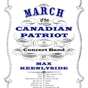 Piano solo: MARCH OF THE CANADIAN PATRIOT