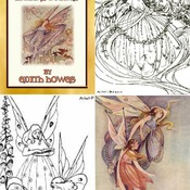 11 Classic Fairy Tale Illustrations by ALICEA POLSON from WONDERWINGS AND OTHER STORIES