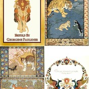 31 Classic Fairy Tale Illustrations from WHITE ELEPHANT TALES OF INDIA plus 8 story header illustrations