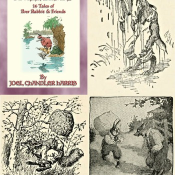42 Classic Fairy Tale Illustrations from TOLD BY UNCLE REMUS ILLUSTRATED BY A. B. FROST, J. M. CONDE AND FRANK UERBECK GROSSET & DUNLAP