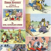61 Classic Fairy Tale Illustrations by an Unknown Artist from UNCLE REMIS AND BRER RABBIT