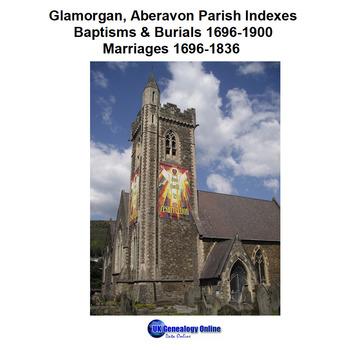 Glamorgan, Aberavon Parish Register Indexes