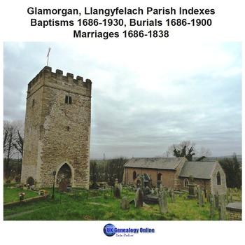 Glamorgan, Llangyfelach Parish Indexes 1686-1930