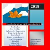 Agnishatdal Ashwin 1425, September 2018