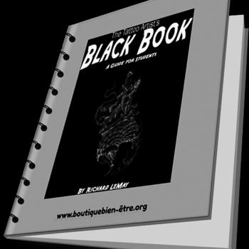 The Tattoo Artist's Black Book