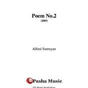 Poem No.2 for Fute and Guitar