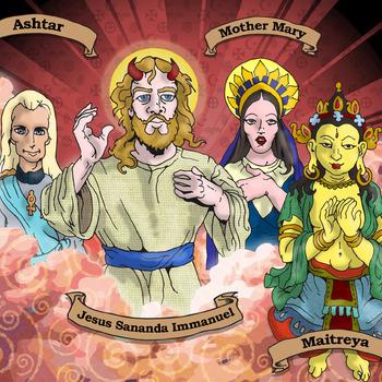 Ebook: The Fake Jesus: Fallen  Angels Among Us