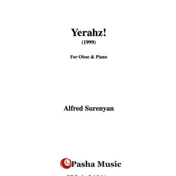 Yerazh- For Oboe and Piano
