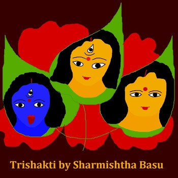 Trishakti (Three divine powers)