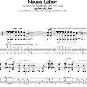 Neues Leben (Tab/Notation)