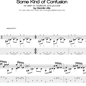 Some Kind of Confusion (Tab/Notation)