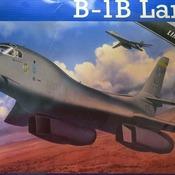 B-1B Model: How to build Revell's B-1B Lancer