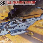 CH-53E Model: How to build Academy's CH-53E model