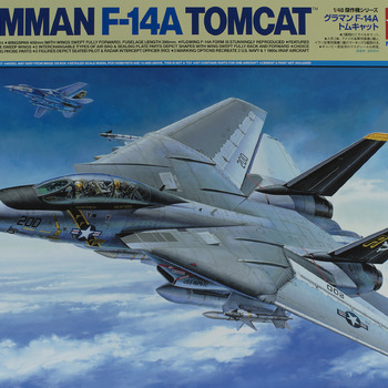 F-14A Model: How to build Tamiya's F-14A Tomcat Model