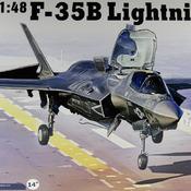 F-35B Model: How to build Kitty Hawk's F-35B Model (initial version)