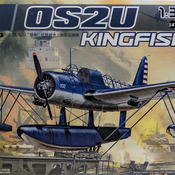 OS2U Model: How to build Kitty Hawk's OS2U Kingfisher Model