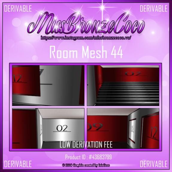 Room Mesh 44 - MBC Shopping Mall  Room Mesh 44 ♥Try