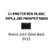 Rivera 1x12 Open Back with EV12 for Two Notes Gear (tur and wave files)