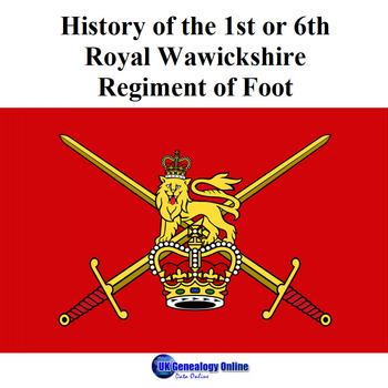 Royal Wawickshire Regiment of Foot