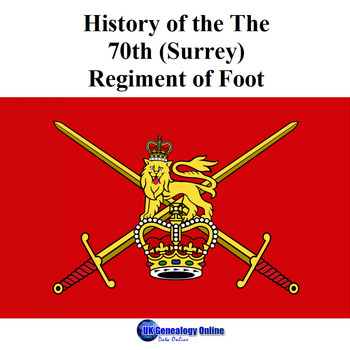 The 70th (Surrey) Regiment of Foot