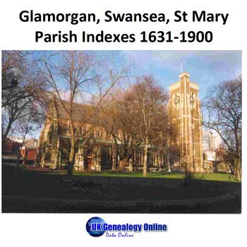 St Mary Swansea Parish Registers